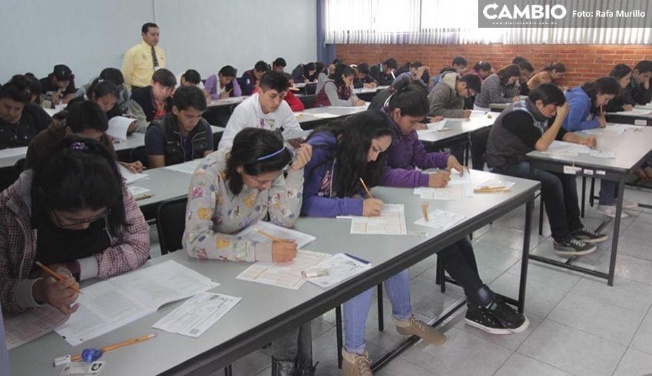 Hasta diciembre se aplicará el examen para ingresar a la BUAP