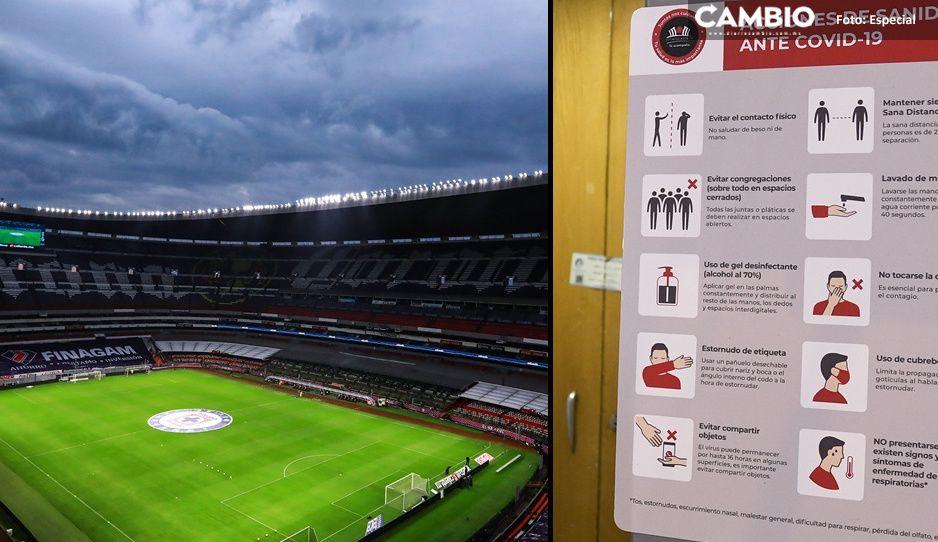 Liga MX permite la entrada de aficionados a los estadios en Liguilla