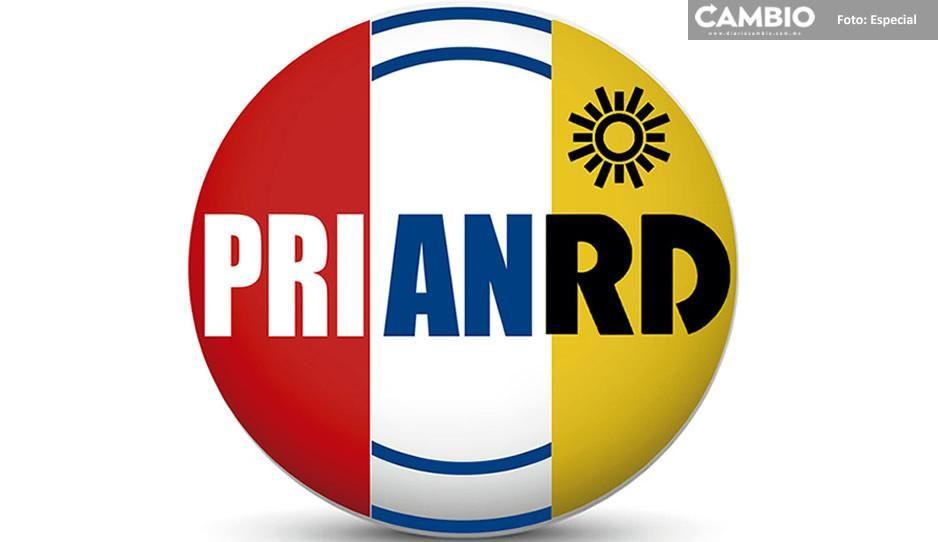 ¡Confirmado! PRI tendrá seis distritos en la alianza del PRIANRD