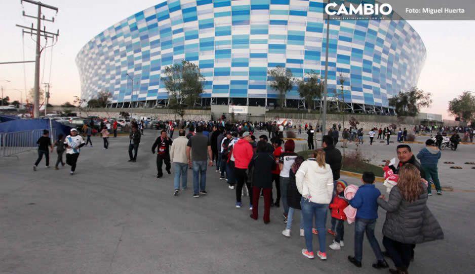 Oficial: Regresan los aficionados al estadio Cuauhtémoc el 23 de octubre (VIDEO)