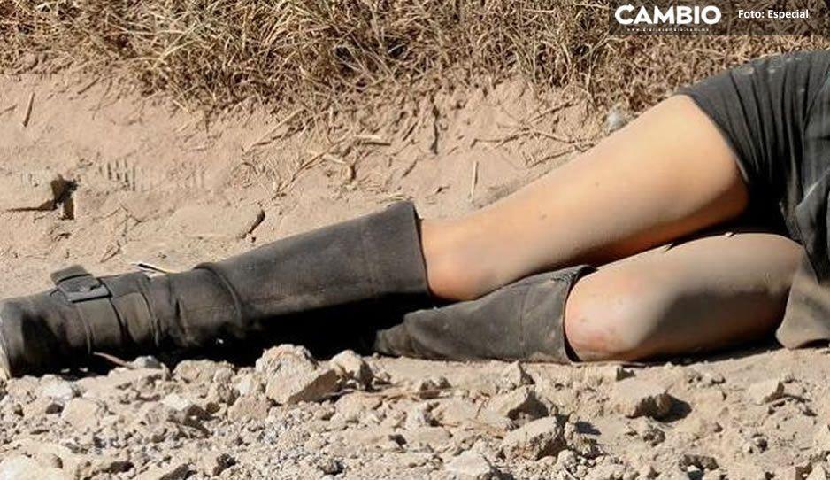 Feminicidio 59: la violan, torturan y la dejan en una barranca de Izúcar de Matamoros