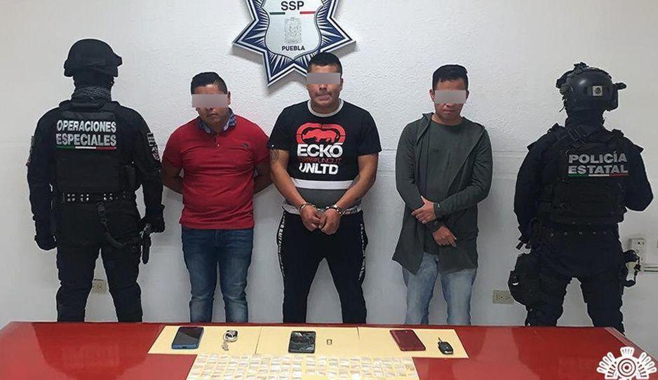 Cae el Cabeza de Mantecada y dos ratas más dedicadas a robo de tiendas departamentales