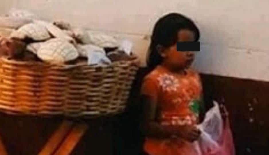 Encuentran muerta a Reyna Isabel, niña desaparecida en Veracruz