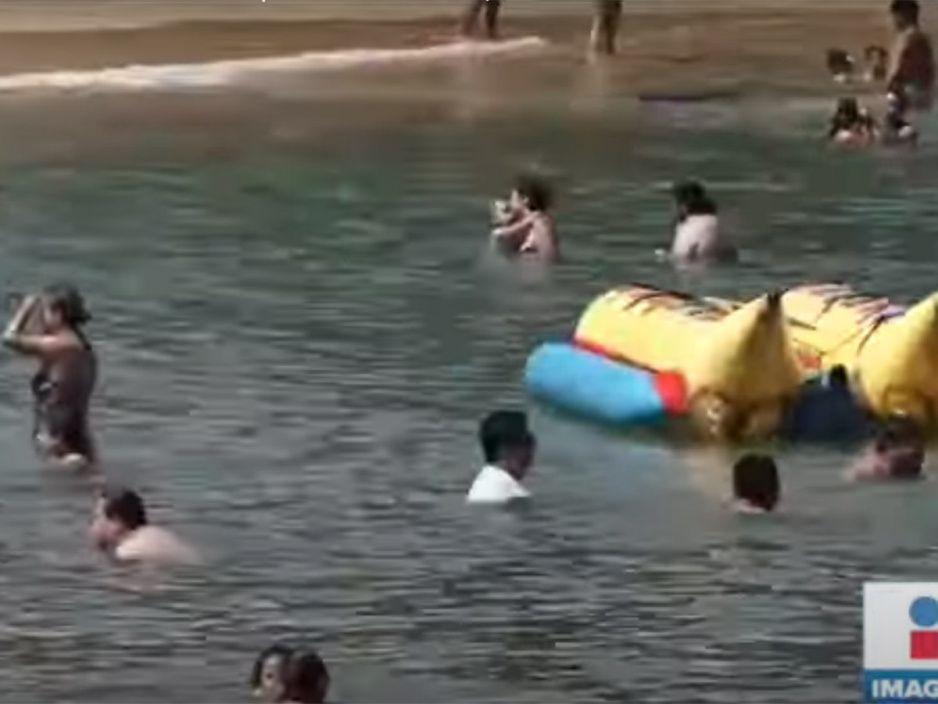 Covituristas atiborran playas de Acapulco sin Susana Distancia y sin cubrebocas (VIDEO)