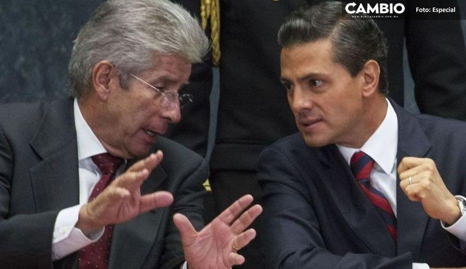 Durante el gobierno de Peña: Ruiz Esparza gastó 90 millones de pesos en casas, viajes y tarjetas