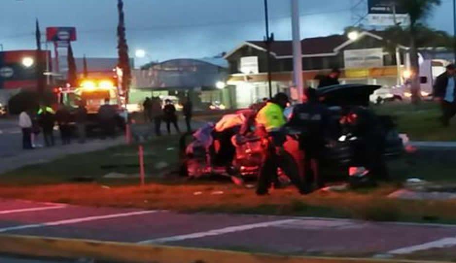 Doctor muere prensado entre asiento y volante en Tehuacán