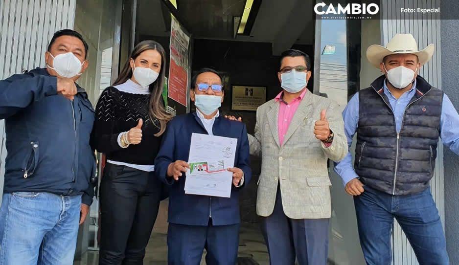 El Mostro quiere volver a sembrar el terror en Tehuacán: busca la presidencia otra vez