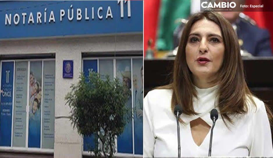 Karlota Hernández, prestanombres de Maiella, es acusada de falsificación de documentos
