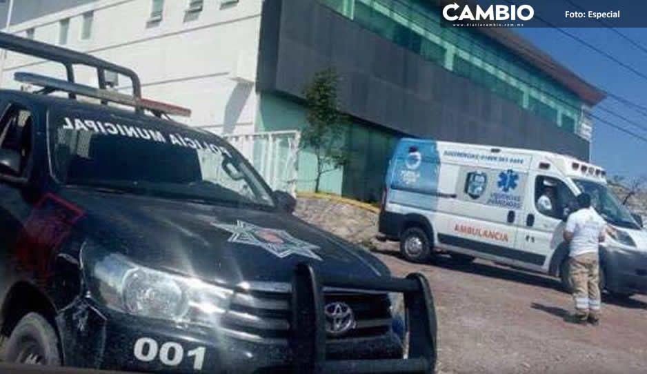 Se desata balacera en Casa de Justicia de Tecamachalco; muere un malandro