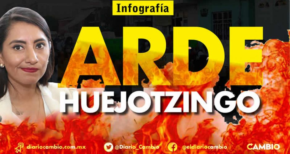 Arde Huejotzingo: fin de semana deja un ejecutado, una amordazada y protestas