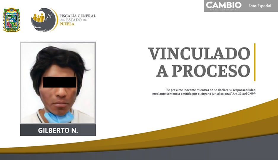 Gilberto mata de un escopetazo a hombre en Tochimilco; hoy está tras las rejas
