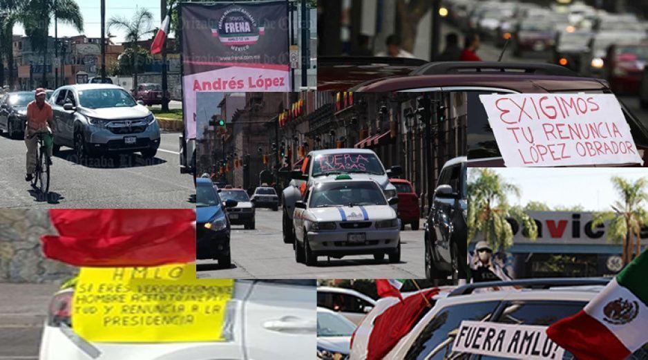 AMLOVeteYa: Más de 70 ciudades en México protestan contra el ...