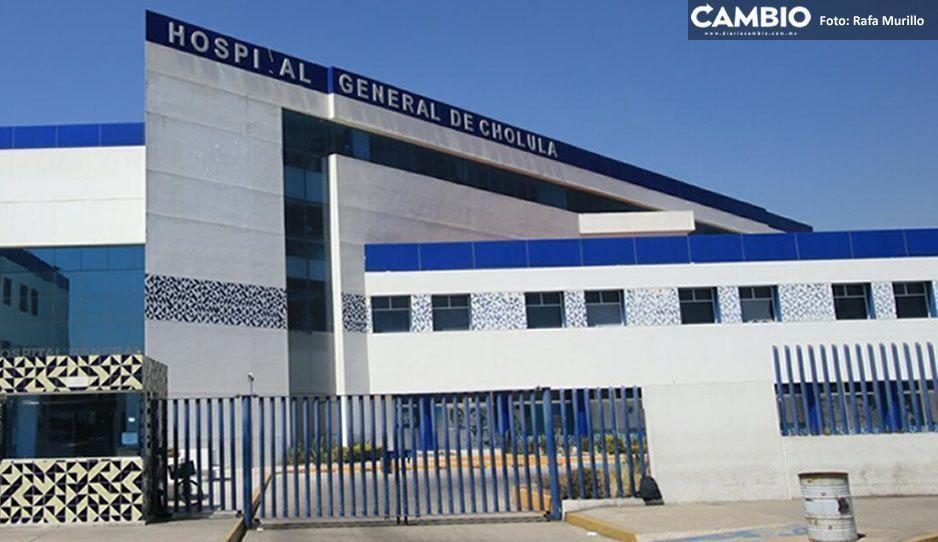 Ampliarán capacidad del Hospital de Cholula y CESSA de Atlixco ante incremento de pacientes con COVID