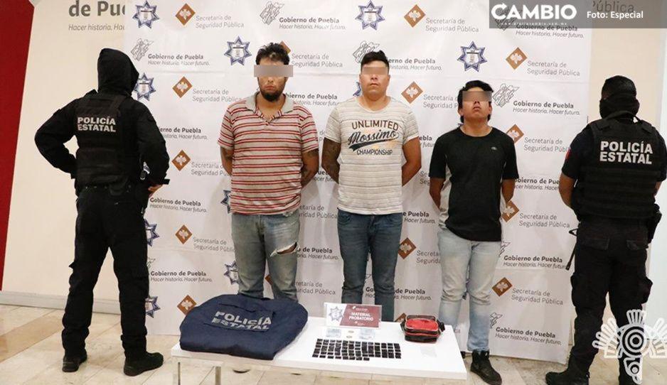 Detienen a narcomenudistas pertenecientes a la banda de El Croquis en la Tres de Mayo