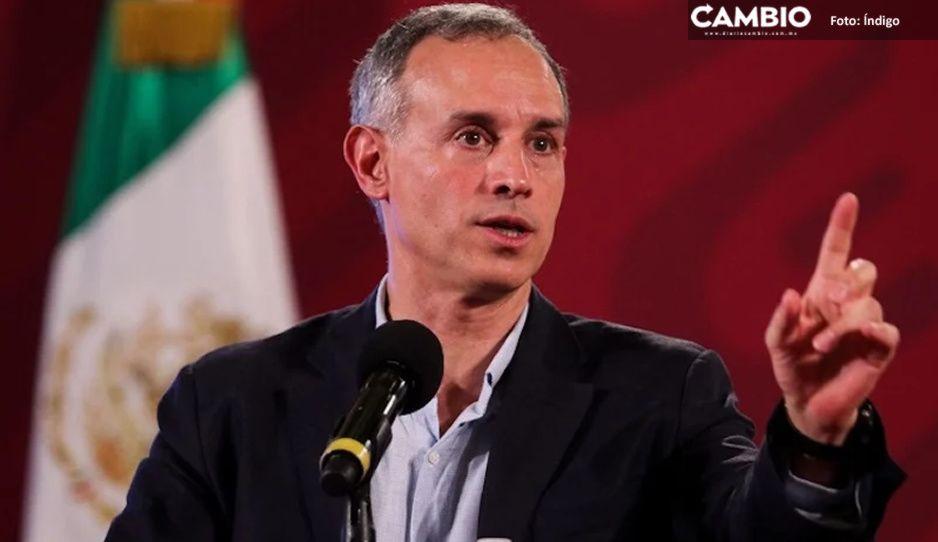 Gatell cancela semáforo covid: culpa a gobernadores