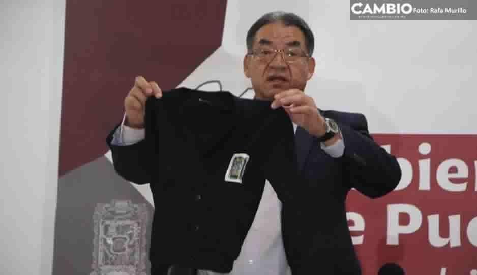 Lista la denuncia por desfalco de uniformes escolares del gobierno de Pacheco: Barbosa