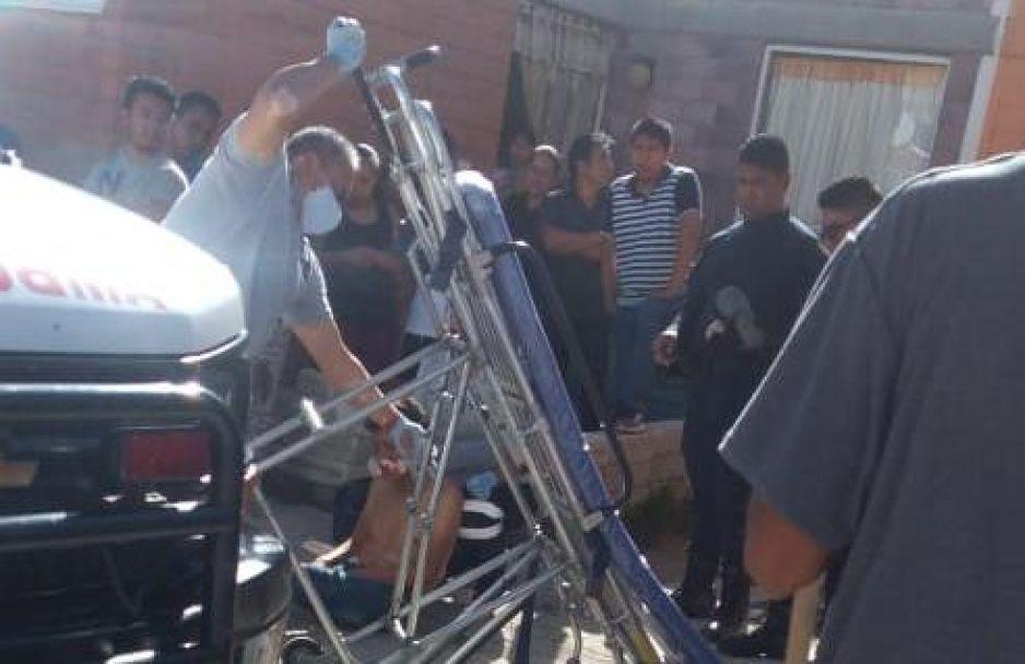 Vecinos justicieros golpean y detienen a tres ratas en Texmelucan