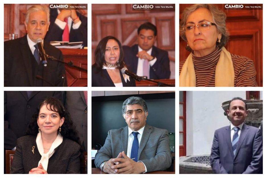 Seis en la lista para la sucesión de Alfonso Esparza en la BUAP