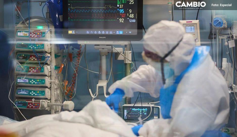 Muere hermano de cura de Cuautlancingo que falleció por COVID-19