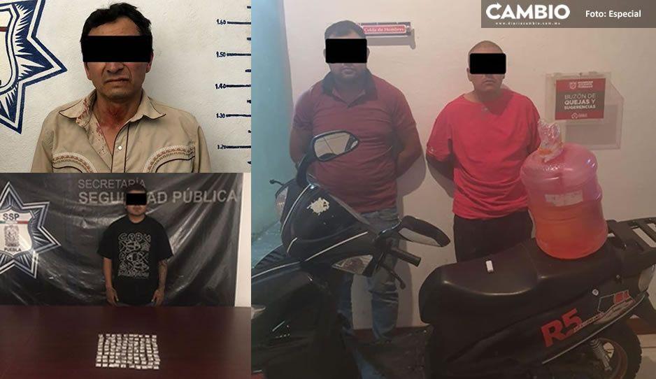 Gobierno de Texmelucan refuerza operativos en seguridad para tranquilidad de las familias