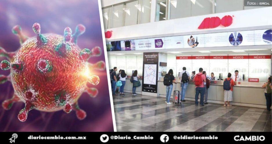 Confirma Salud Federal que son 9 casos de Covid-19 en Puebla