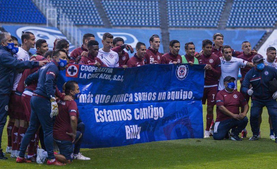 Desde Puebla, Cruz Azul apoya al prófugo de Billy Alvarez
