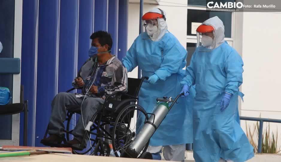 Puebla repunta en contagios con 200 casos en las últimas 24 horas