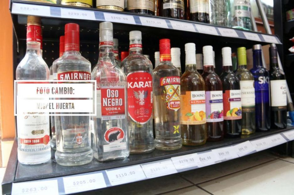 ¡Adiós bebidas asesinas! En Puebla no se permitirá venta de botellas con más de 55 grados de alcohol
