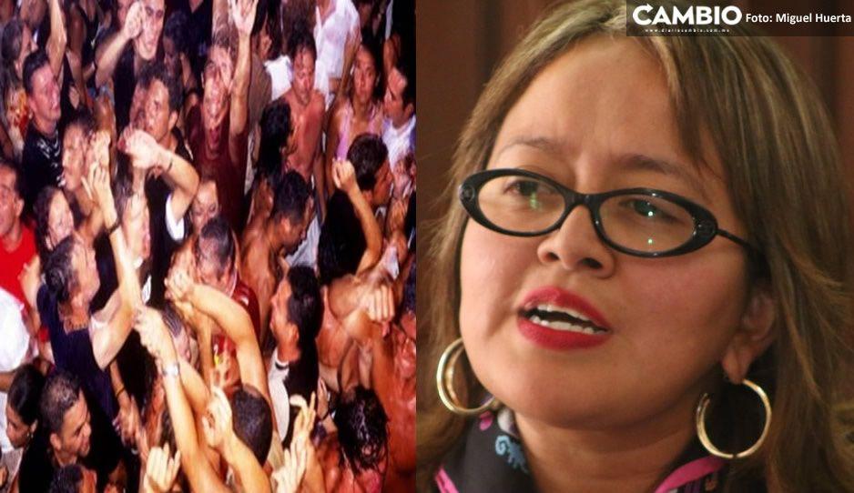 ¡Sexo desenfrenado! Fiestas covid se convierten en moteles, acusa regidora de Morena (VIDEO)
