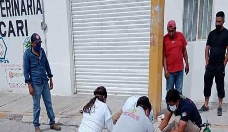 Tras muerte de empleado,ciudadanos critican con todo a la administración de Marisol Cruz