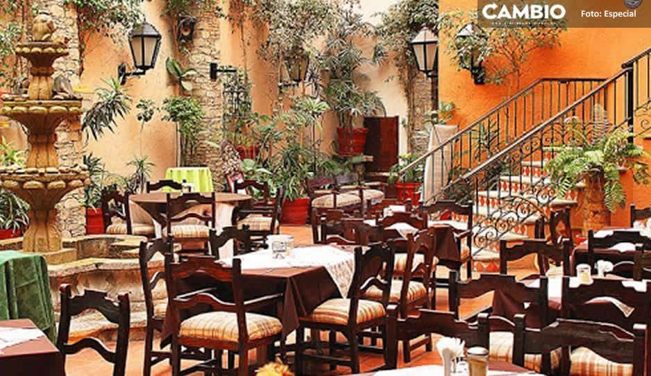 Restaurante cierra por falta de comensales; consecuencia de Covid-19
