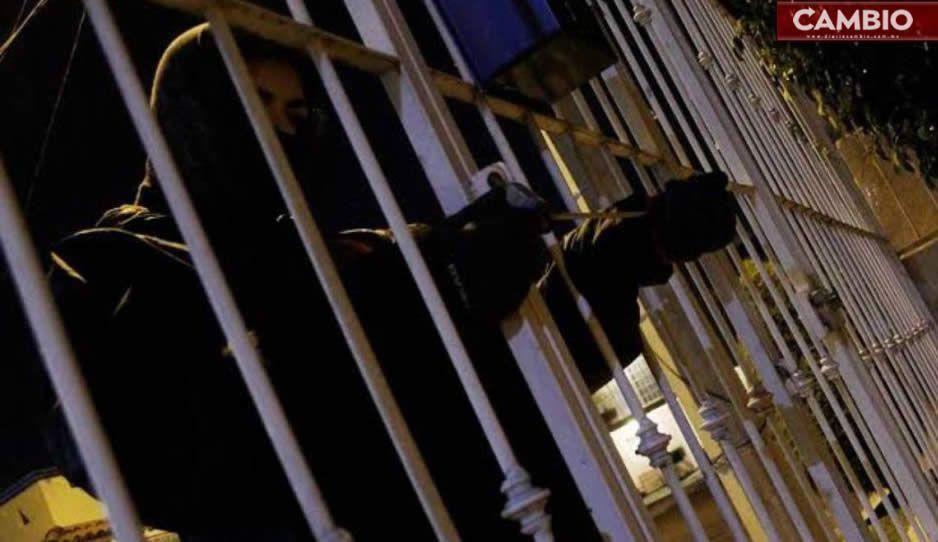 Comando armado roba domicilio en San Bartolo