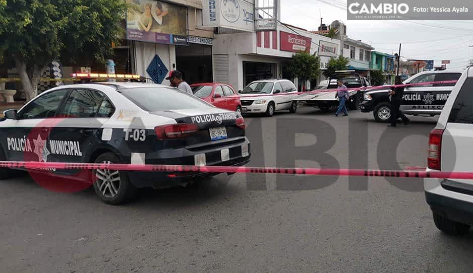 Se desata balacera en Atlixco: motociclistas abren fuego y provocan pánico en pobladores