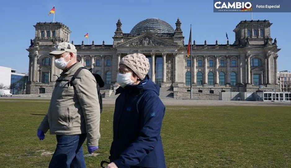 Cuarentena infinita; en Alemania ordena reconfinamiento tras rebrote de Covid