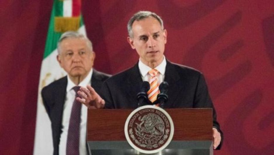 Pese a cercanía con el titular de Hacienda, AMLO no tiene riesgo de contagio: López-Gatell