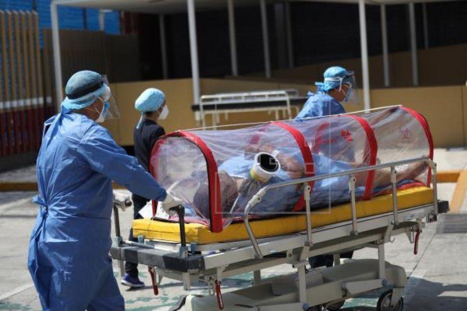 Aumentan a 107 los muertos por Covid en Puebla escondidos por AMLO