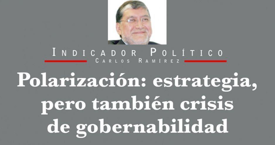 Polarización: estrategia, pero también crisis de gobernabilidad