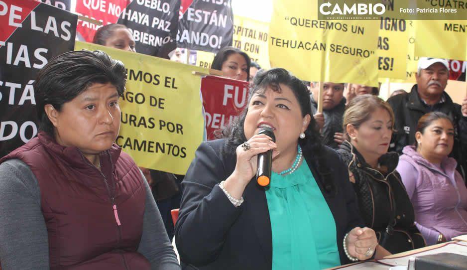 Ivonne Morales Luna vacía cuentas del  sindicato del Ayuntamiento de Tehuacán
