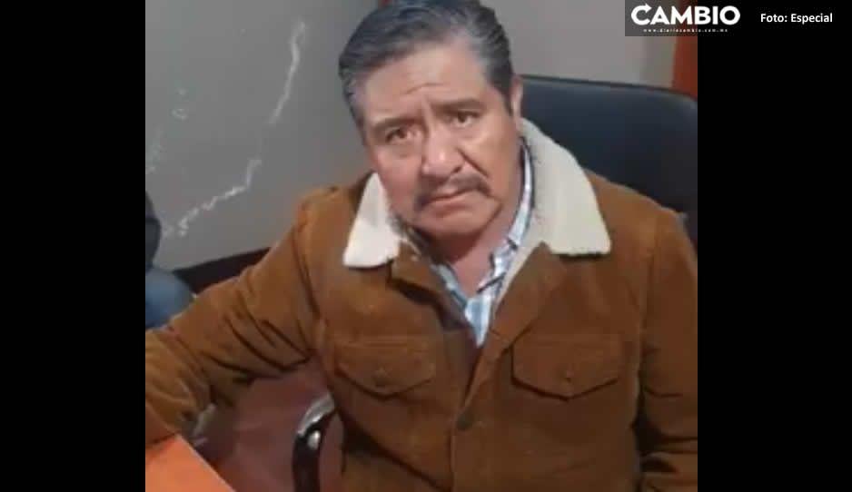 Edil de Xochitlán se deslinda de regidor asesino (VIDEO)
