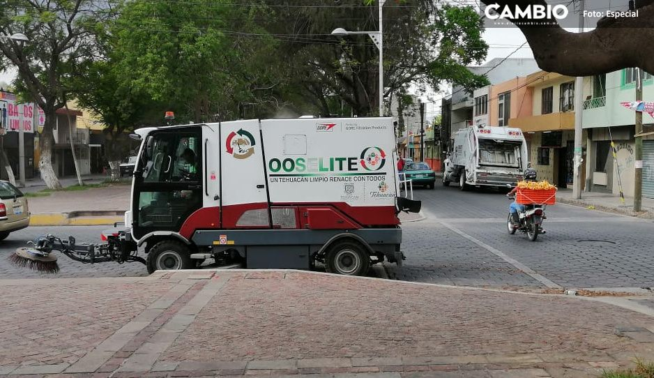 Comisión de Servicios Públicos de Tehuacán contempla remunicipalizar organismos de basura y agua