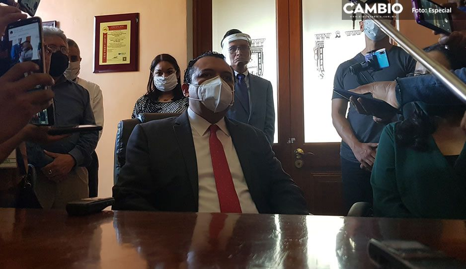 Se acabaron los presidentitos: Andrés Caballero, edil suplente de Tehuacán