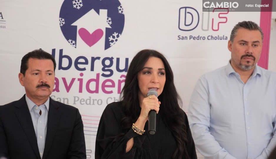 Cierra albergue navideño en San Pedro Cholula;  atiende a 848 personas sin techo en tres meses