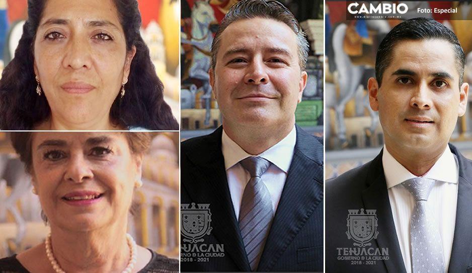 Conmoción en Tehuacán: Renuncia el secretario general, presidenta del DIF y directora de Obras del Ayuntamiento, ya tienen a sus reemplazos