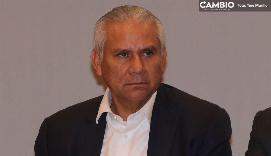 Raciel López se contagia de Covid; ya son tres funcionarios infectados