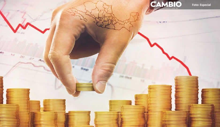 Tijeretazo en Participaciones para  Puebla ya es de 3 mil 697 millones