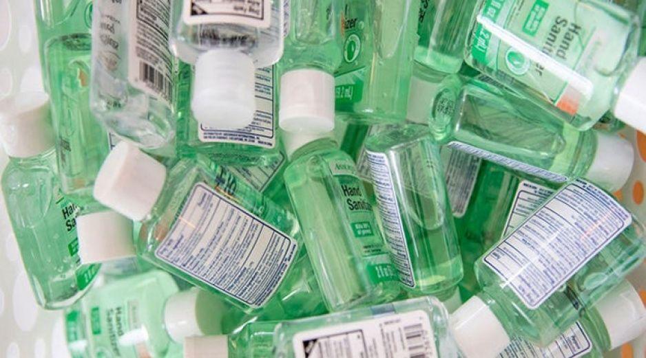 Tres personas mueren y una queda ciega por beber gel antibacterial