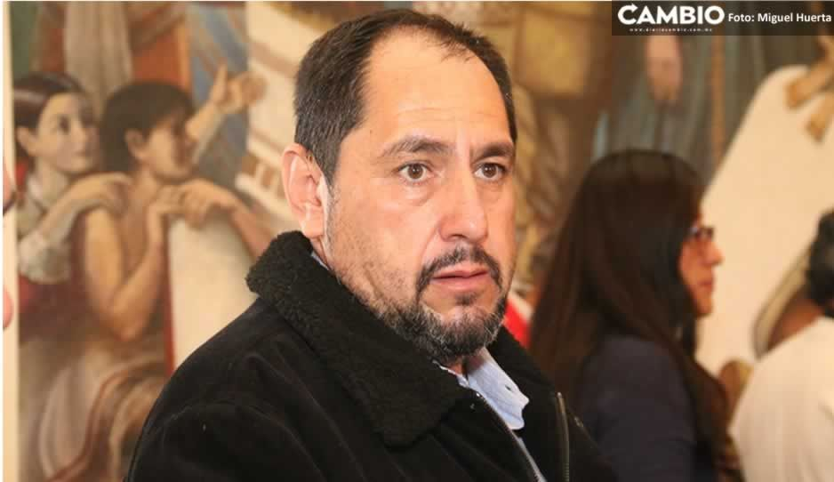 René Sánchez protege ambulantes para obtener votos de cara a 2021: regidor del PAN