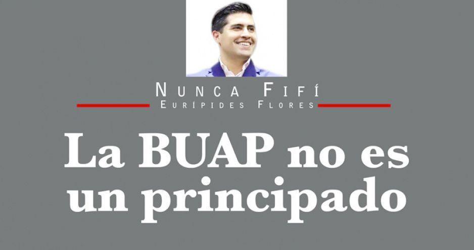 La BUAP no es un principado