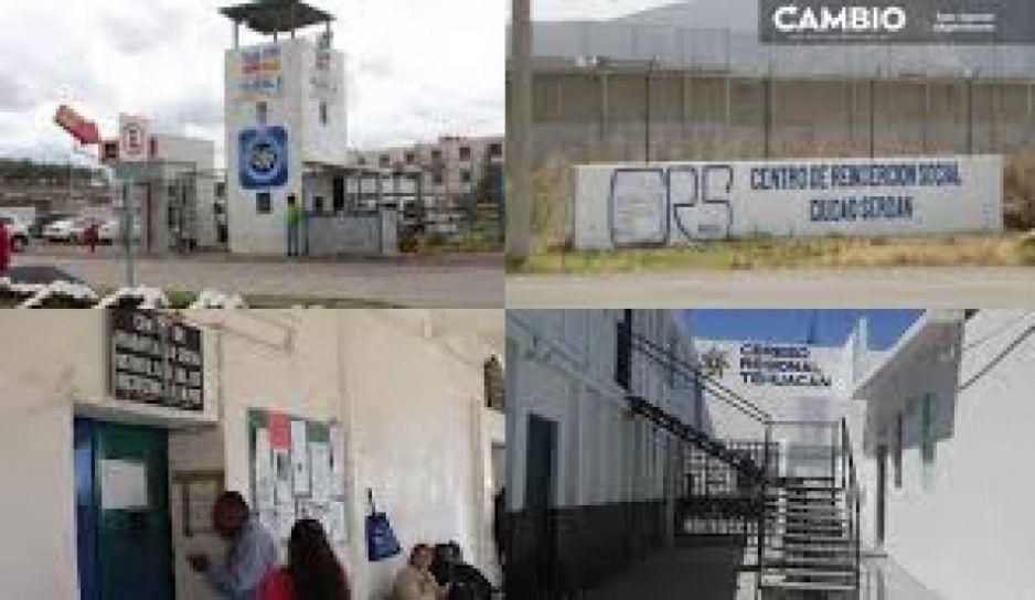 Suman 177 reos infectados de Covid en Puebla; van 23 muertos
