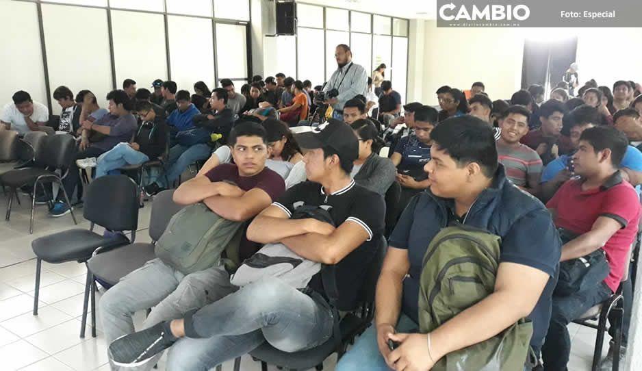 Brote de COVID-19 en Tec de Izúcar  alarma a maestros y administrativos